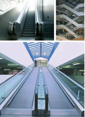 Escalators et Tapis Roulants - Entreprise Mansouri